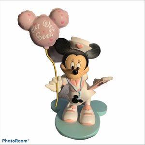 Disney Minnie Mouse Nurse Collection Figurine